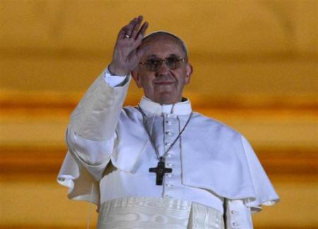 PERFIL-El nuevo Papa combina moderación, humildad y preocupación social